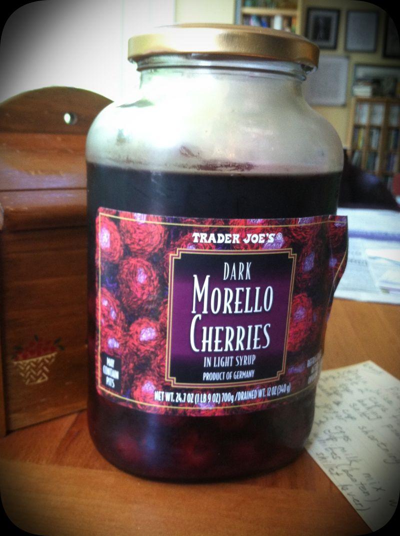 PUC cherries